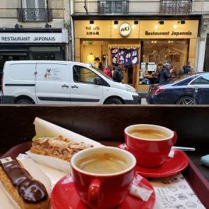 【パリご飯】パリ1区 Aki Boulanger