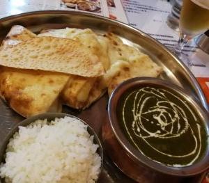 インド料理 タージナマステ