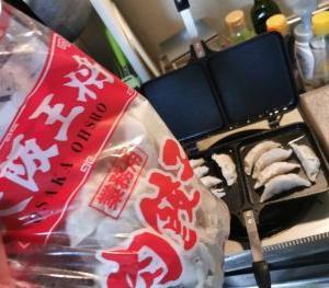 大阪王将 冷凍肉餃子