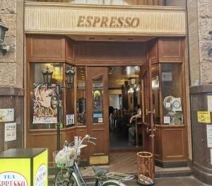 エスプレッソ/ESPRESSO 鶴見橋 喫茶店 モーニング