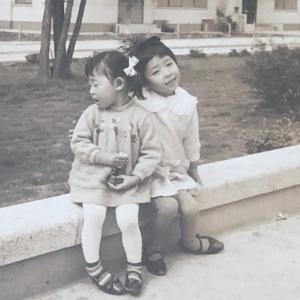 古い写真で振り返る、私と妹、そして昭和40代の大阪