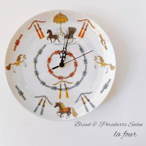 キラキラ輝くオリジナル時計