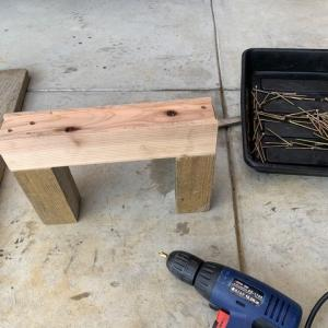 木枠づくり