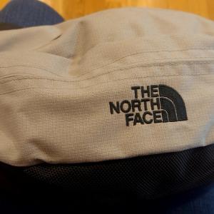届いたTHE NORTH FACEのボディバック
