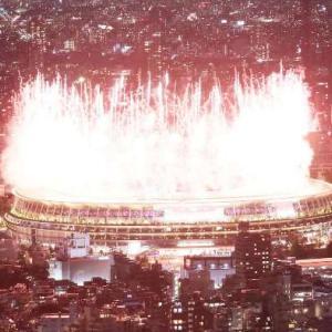 東京2020オリンピック開幕!!