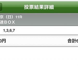 エプソムカップ&函館スプリントステークス