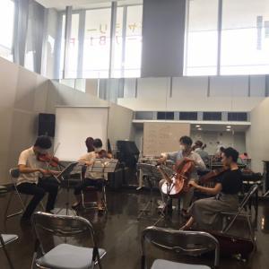 聖蹟桜ヶ丘センターミニコンサート