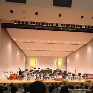 調布国際音楽祭のフェスティバルオーケストラを聴いてきました