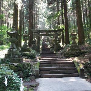 熊本のパワースポット   けあらーず城山