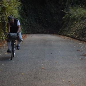 平日ランドナーの秋の紀州路計画
