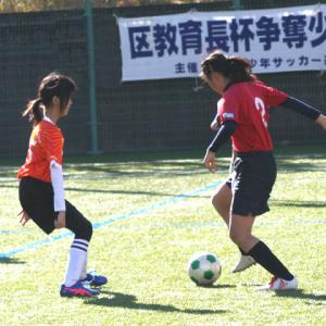 ■女子の物覚えの良さが光る試合