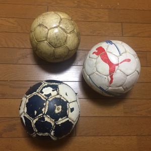 ■次男のボールを整理