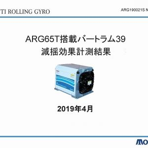 ARG効力測定