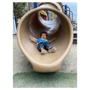 ◇ 友達と公園へ