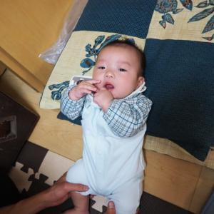 ✱ 生後4ヶ月