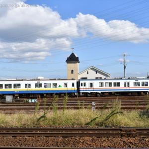 2020.10.21 関東鉄道 水海道基地