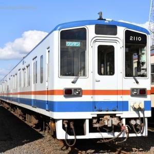 2020.10.21 関東鉄道 2110・316
