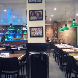 フィリピン ボラカイ バルハラ レストラン