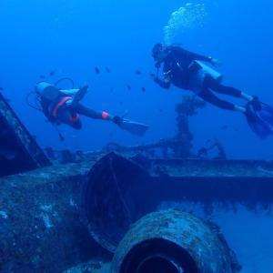 フィリピン ボラカイダイビング