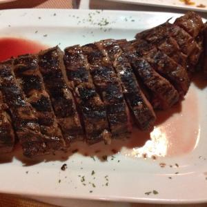 フィリピンプエルトガレラ 肉〜お肉〜♡(๑>◡<๑)♡