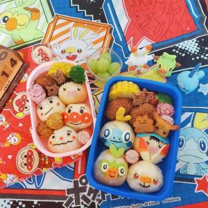 【さー幼稚園弁当No.5~10&たこ焼き器でチーズフォンデュ♪】