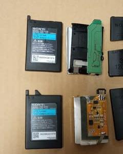 にせものバッテリー。(SONY PSP-S110)