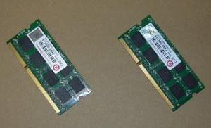 またまたメモリ到着。(DDR3-10600)