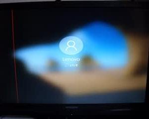 液晶ディスプレイ到着。(Lenovo ThinkVision E2323)