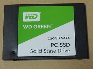 ギリギリ。(Western Digital WDS120G1G0A)