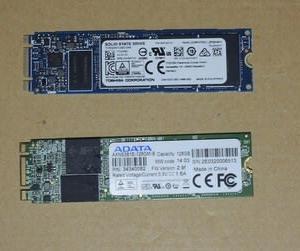 安くなってきた。(JunkのM.2 NGFF SSD)