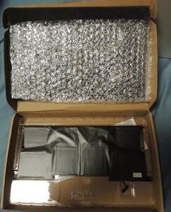 バッテリーが到着。(ASUS ZenBook UX21E)
