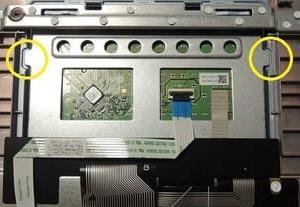 タッチパッドのバタつき低減。(lenovo IdeaPad 120S-11IAP)