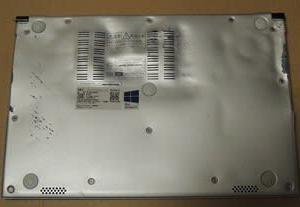 ボトムケースの修復を考えてみる。(NEC VersaPro Ultralite PC-VK19SGZDF その2)