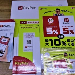 PayPayより新規格ツール届く