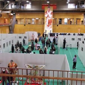 新しい三条文化会館/ジャイアント馬場没後20年記念展