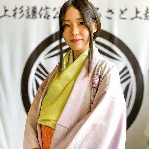 綾姫 加入 越後上杉おもてなし武将隊
