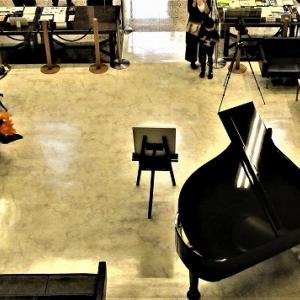 高田花ロード ストリートピアノ