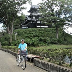 サイクリング 高田公園