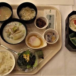 ホテル日航奈良朝食豪華
