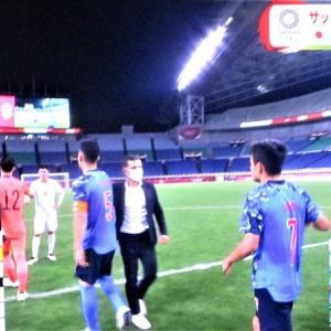 7/25東京オリンピック 男子サッカー予選A 日本2-1メキシコ日本2勝