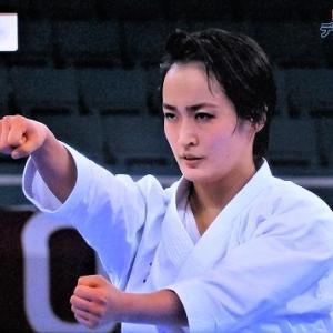 8/5東京オリンピック 女子空手型 清水希容選手 銀メダル
