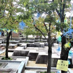 たかだ花ロードウィーク始まる 高田駅ロータス4