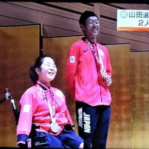 パラリンピック 新潟県 山田選手永田選手県民栄誉賞 検討へ