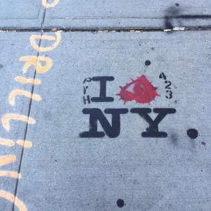 I ❤️NY(アイラブニューヨーク)のロゴの秘話