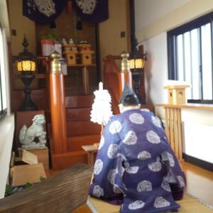 與呉神社新嘗祭