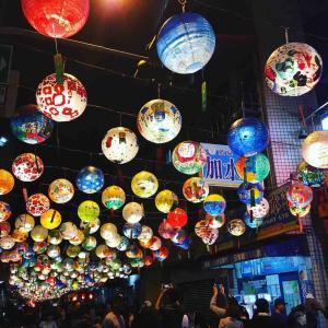 台湾出張の夜