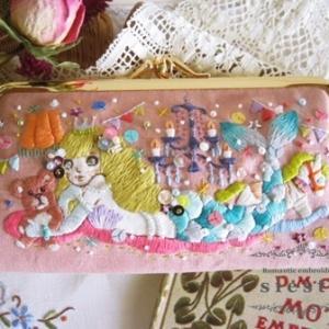 刺繍教室の夢