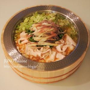 夏の終わりに☆冷やしキムチ鍋☆