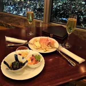 「ザ・クラブ」コーナーダブル ベイブリッジビュー★横浜ロイヤルパークホテル★【みなとみらい】そして再び横浜中華街へ♪