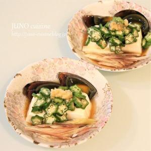 超簡単!☆ピータン豆腐☆ヤマキお塩ひかえめめんつゆレシピ